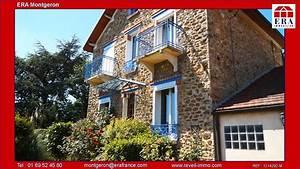 Vente Maison Meuli U00e8re 8 Pi U00e8ces 160m U00b2 Montgeron 91230 Pavillon  U00e0 Vendre Visite Achat Era Essonne