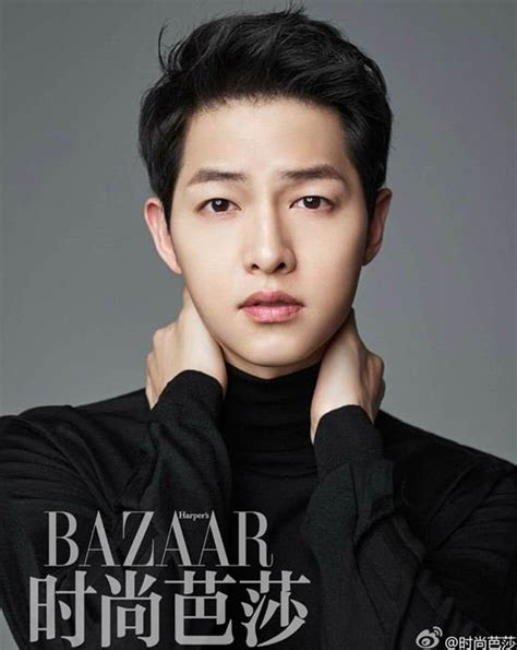 Song Joong Ki Opens Up About His Love Life And Dating