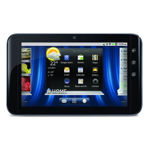android reviews dell streak 5 android tablet pictures review phone cell