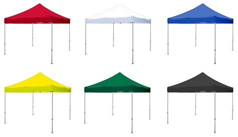 ez pop  canopy tent sizes