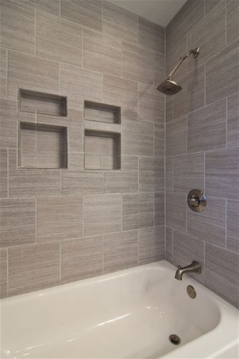 how to tile kitchen floor gray tile horizontal contemporary bathroom other 7368