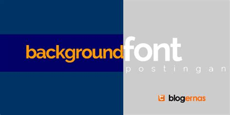membuat background tulisan  postingan blog