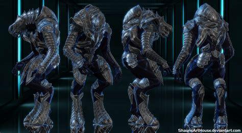 Halo Arbiter (killer Instinct) For Xnalara / Xps By