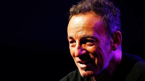 Bruce Springsteen Jersey Masculinity Wishing