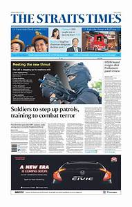 From The Straits Times archives: Find out about security ...