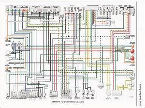 1997 Honda Cbr900rr Wiring Diagram
