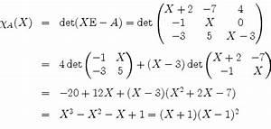 Eigenwert Berechnen Online : mathematik online lexikon ein system von linearen differentialgleichungen mit anfangswertproblem ~ Themetempest.com Abrechnung