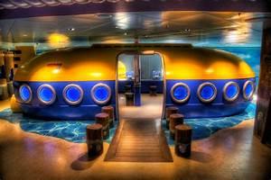 Disney Dream's Oceaneer Club | Matthew Paulson Photography