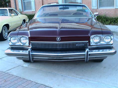 1973 Buick Centurion Convertible Maroon - YouTube