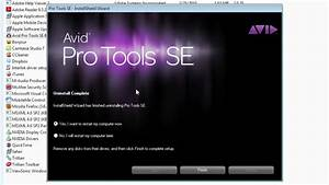 Uninstalling Pro Tools Se U00ae - Windows 7
