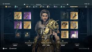Assassin's Creed Odyssey Armor - How to Get the Best Armor ...