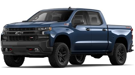 2019 silverado 1500 paint color options view