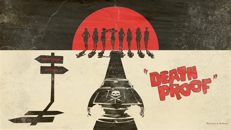 death proof quentin tarantino movies wallpaper