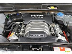 2002 Audi A6 3 0 Quattro Avant Engine Photos