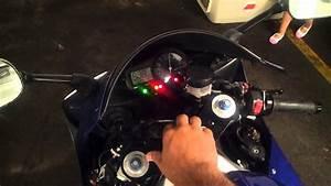 2001 Yamaha R1 Starter Problem