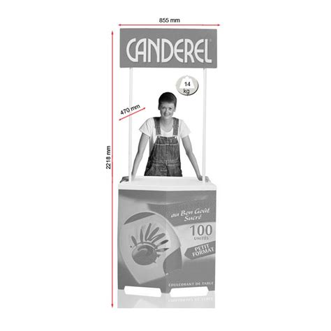 the l stand coupon promotional display unit promotional counters discount
