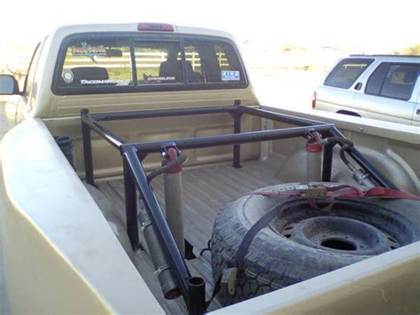Prerunner Bed Cage by Tacoma Bed Cage