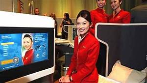 Cathay Pacific's female flight attendants 'at risk' in ...