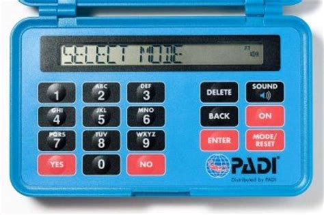 padi dive table calculator padi erdpml