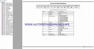 Chrysler Dodge Durango Dn Parts Catalog  Part 2  1998
