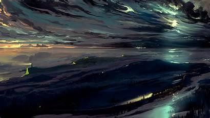 Dark Sky Night