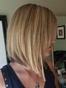 Carré Mi Long Plongeant : quelle coiffure femme mi long carre plongeant hairstyles ~ Dallasstarsshop.com Idées de Décoration