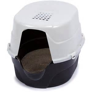 cat litter box nature s miracle advanced hooded cat litter box petco