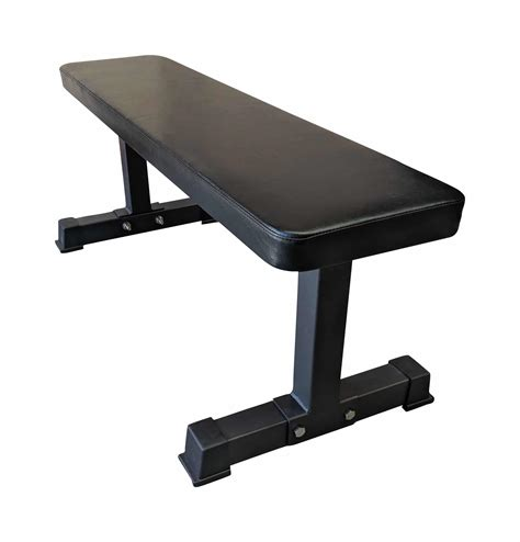Flat Bench For Strength Training Perfect For Gyms And Home