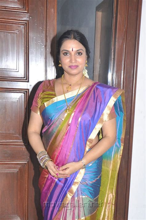Picture 349913 Actress Sukanya At Tirupati Thirukkudai