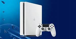 White Playstation 4 | www.imgkid.com - The Image Kid Has It!