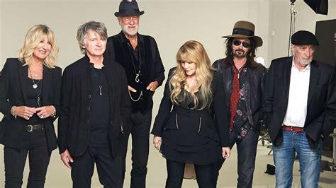 Fleetwood Mac Discuss Lindsey Buckingham Split, Tour