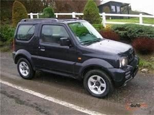 Occasion Suzuki Jimny : suzuki jimny suzuki jimny occasion le parking ~ Medecine-chirurgie-esthetiques.com Avis de Voitures