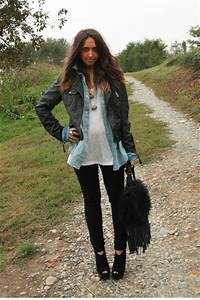 Blue Boyfriend Shirt Hu0026M Man Shirts Black Wedges Asos Boots   u0026quot;Todayu0026#39;s casual outfitu0026quot; by ...