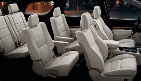 jeep crossover interior 2015 dodge durango crossover suv blog