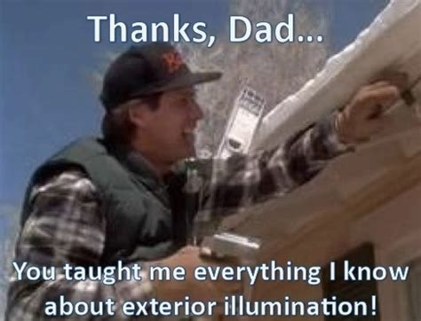 griswold christmas lights quotes
