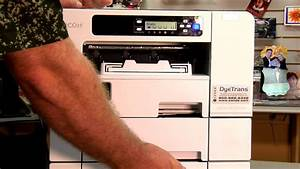 Trouble Shooting Paper Jams On Ricoh Sg 3110 Printer -