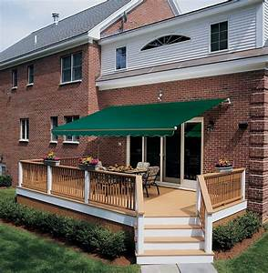 retractable awnings lowes retractable deck awnings lowes
