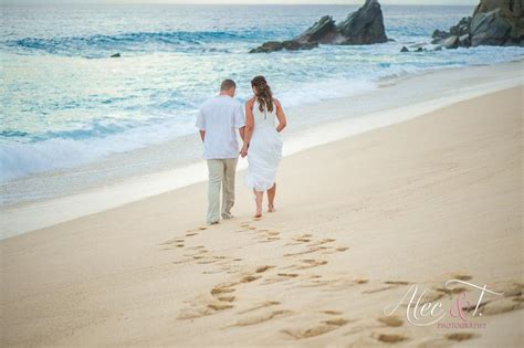 cabo sunset beach weddings alec and t photography cabo