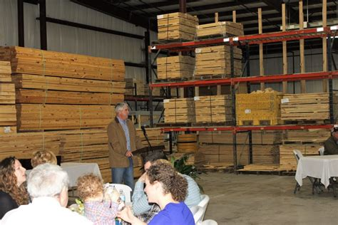anderson forest products celebrates  years  business