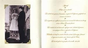 Cadeau Noce D Or : noces d 39 or suite les passions de mu ~ Teatrodelosmanantiales.com Idées de Décoration