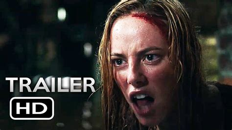 crawl official trailer  kaya scodelario horror  hd youtube
