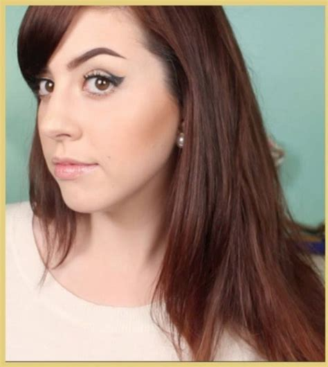Medium Hair Colors by Medium Mahogany Brown Hair Color Hair Colors