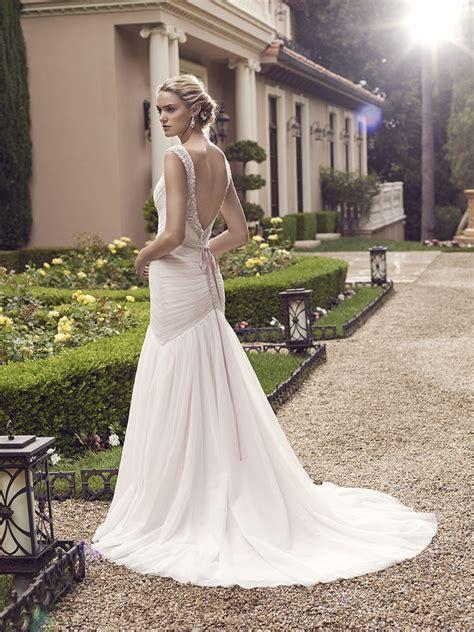 Top Ten Low Back Wedding Dresses From Casablanca Bridal