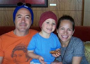 Robert Downey Jr's Daughter Avri Roel Downey With Ex- Wife ...