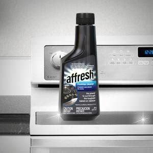 affresh cooktop cleaner whirlpool w10355051 10 ounce affresh cooktop