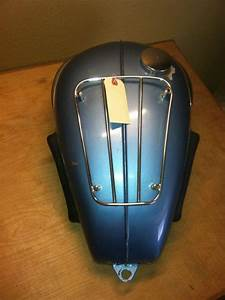 Sell 1965 Triumph Tr6 Gas Tank Knee Pads Badges Parcel Rack  601  Motorcycle In Huntington Beach