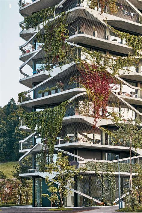 Haus Kaufen Wabern Schweiz by Begr 252 Nter Wohnturm Bei Bern Detail Inspiration