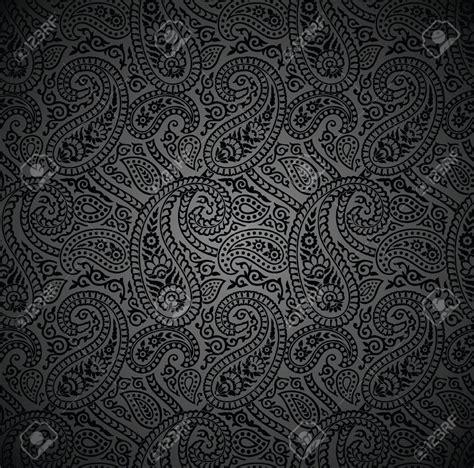 black paisley wallpaper gallery