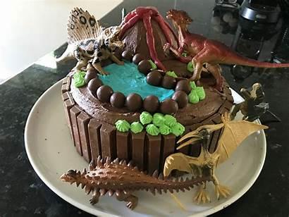 Dinosaur Cake Easy Birthday Cakes Boys Cupcakes