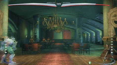 arkham asylum chandelier arkham asylum joker s asylum arenas injustice gods
